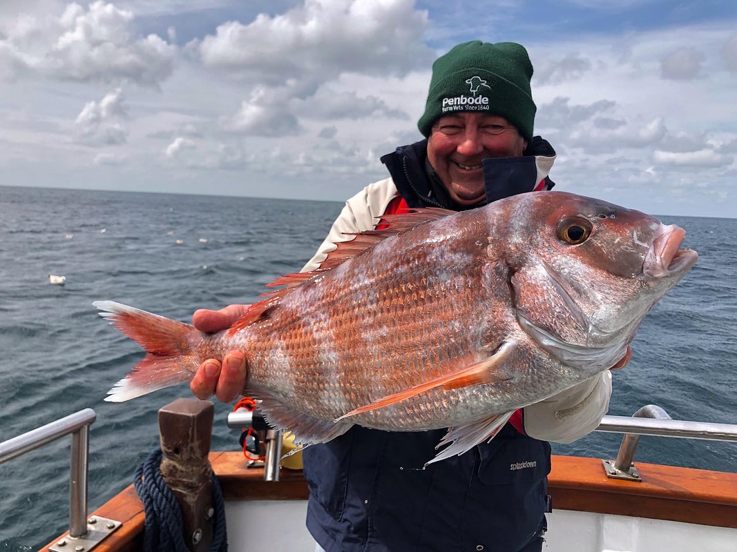 Species Fishing Trips on Lo Kie Adventures